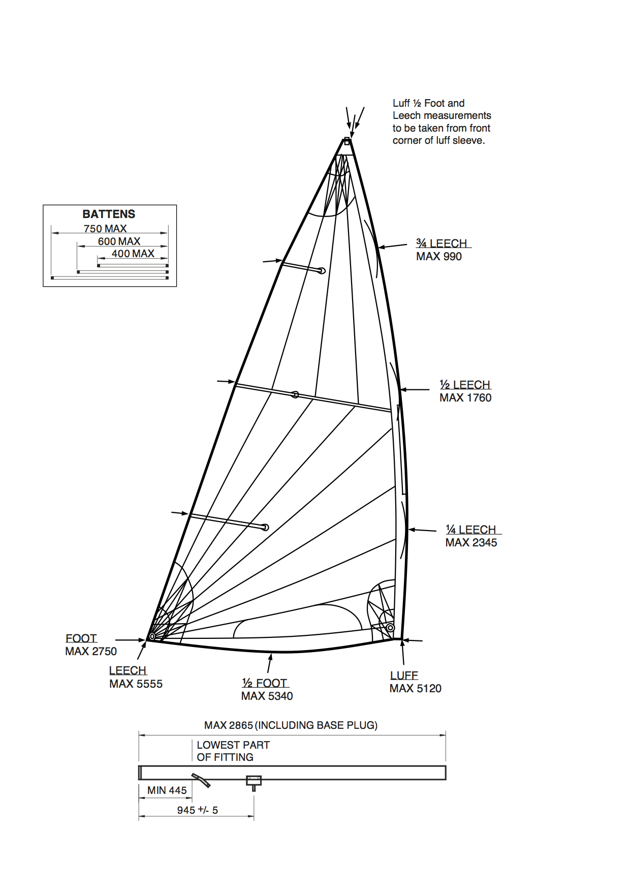 measurement-diagram-stdmkii-sail-mastlower