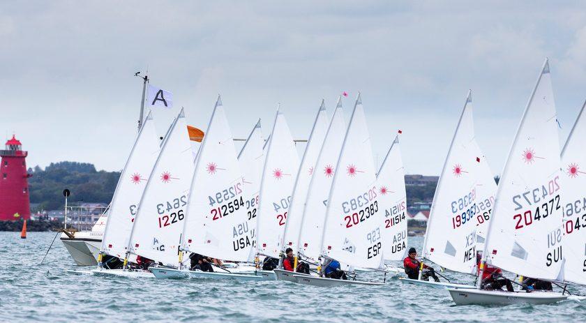 International Laser Class Association One Sailor One