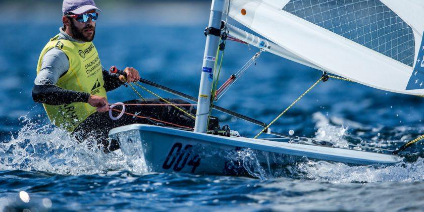 International Laser Class Association One Sailor One Design